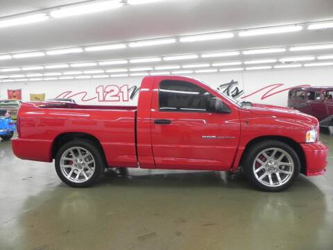 2004 Dodge Ram Pickup 1500 SRT-10 for sale at 121 Motorsports in Mt. Zion IL