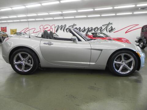 2007 Saturn SKY for sale at 121 Motorsports in Mt. Zion IL