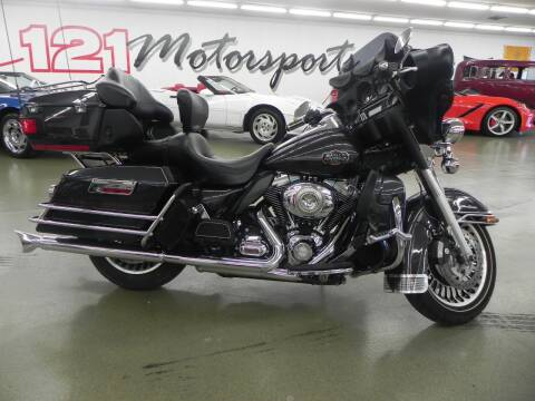 2009 Harley-Davidson Electra Glide for sale at 121 Motorsports in Mt. Zion IL