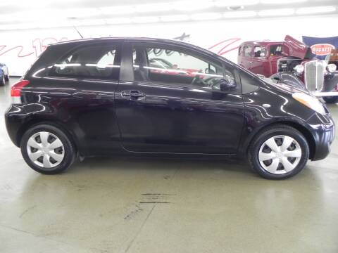 2009 Toyota Yaris for sale at 121 Motorsports in Mt. Zion IL