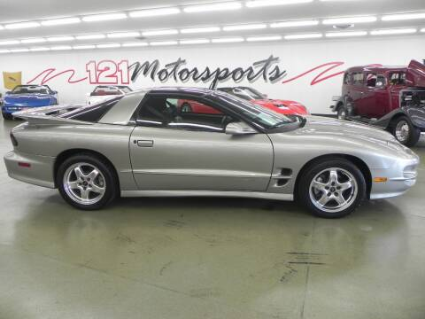 2002 Pontiac Firebird for sale at 121 Motorsports in Mt. Zion IL