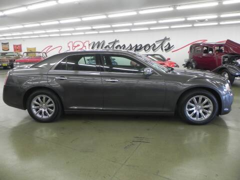 2013 Chrysler 300 for sale at 121 Motorsports in Mt. Zion IL