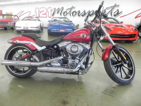 2013 Harley-Davidson Breakout for sale at 121 Motorsports in Mt. Zion IL