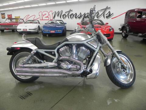 2002 Harley-Davidson V-Rod for sale at 121 Motorsports in Mt. Zion IL
