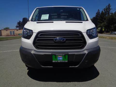 2015 Ford Transit Cargo for sale in Fremont, CA