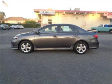 2012 Toyota Corolla for sale in Fremont, CA