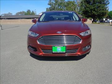 2014 Ford Fusion for sale in Fremont, CA