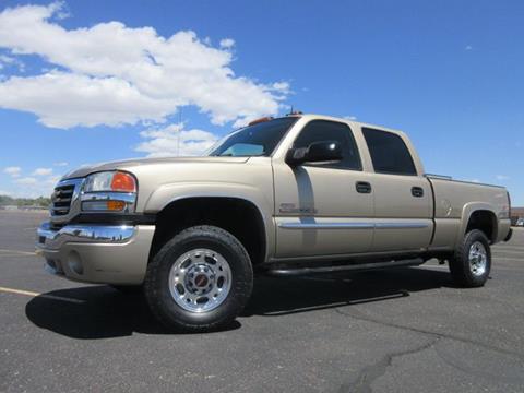 2004 GMC Sierra 2500HD for sale in Pueblo, CO