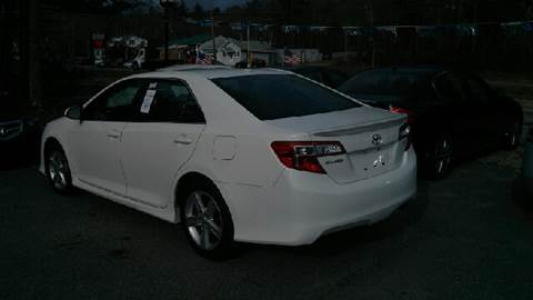 2013 Toyota Camry for sale at Mike's Auto Sales in Westport MA