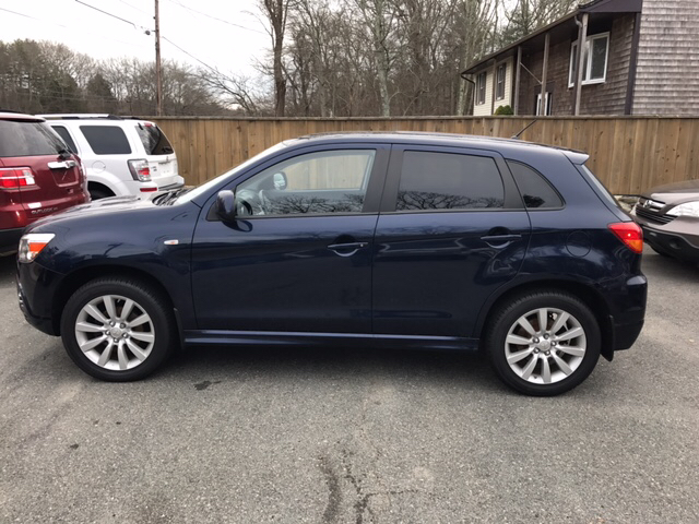2011 Mitsubishi Outlander Sport for sale at Mike's Auto Sales in Westport MA