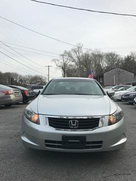 2009 Honda Accord for sale at Mike's Auto Sales in Westport MA