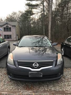 2007 Nissan Altima for sale at Mike's Auto Sales in Westport MA