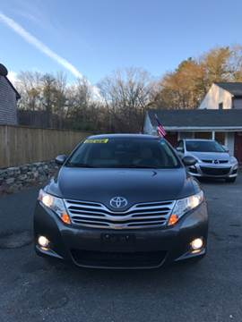 2009 Toyota Venza for sale at Mike's Auto Sales in Westport MA