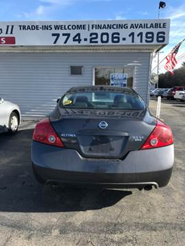 2008 Nissan Altima for sale at Mike's Auto Sales in Westport MA