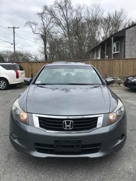 2008 Honda Accord for sale at Mike's Auto Sales in Westport MA
