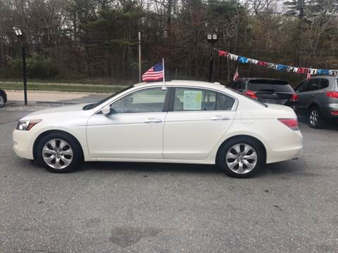 2010 Honda Accord for sale at Mike's Auto Sales in Westport MA
