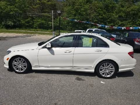 2009 Mercedes-Benz C-Class for sale at Mike's Auto Sales in Westport MA
