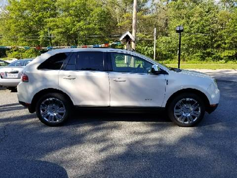 2008 Lincoln MKX for sale at Mike's Auto Sales in Westport MA