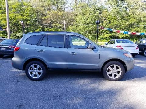 2008 Hyundai Santa Fe for sale at Mike's Auto Sales in Westport MA