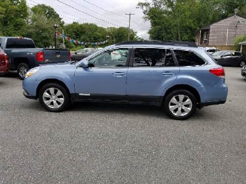 2011 Subaru Outback for sale at Mike's Auto Sales in Westport MA