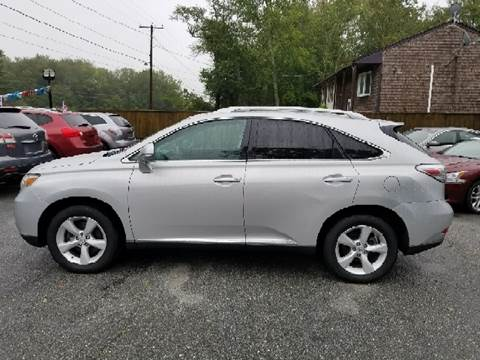2010 Lexus RX 350 for sale at Mike's Auto Sales in Westport MA