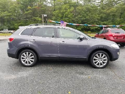 2008 Mazda CX-9 for sale at Mike's Auto Sales in Westport MA