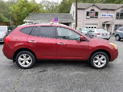 2010 Nissan Rogue for sale at Mike's Auto Sales in Westport MA