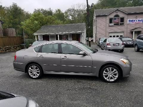 2009 Infiniti M35 for sale at Mike's Auto Sales in Westport MA