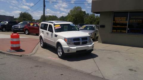 2007 Dodge Nitro for sale at Jeffreys Auto Resale, Inc in Roseville MI