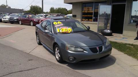 2004 Pontiac Grand Prix for sale at Jeffreys Auto Resale, Inc in Roseville MI