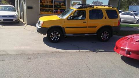 2001 Nissan Xterra for sale at Jeffreys Auto Resale, Inc in Roseville MI
