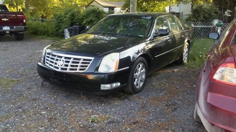 2006 Cadillac DTS for sale at Jeffreys Auto Resale, Inc in Roseville MI