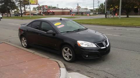 2009 Pontiac G6 for sale at Jeffreys Auto Resale, Inc in Roseville MI