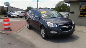2010 Chevrolet Traverse for sale at Jeffreys Auto Resale, Inc in Roseville MI