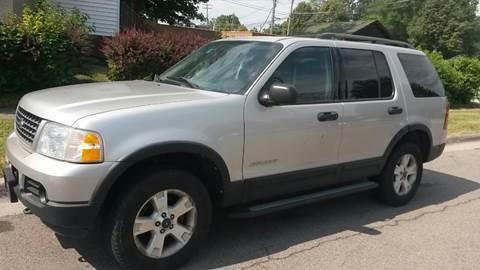 2004 Ford Explorer for sale at Jeffreys Auto Resale, Inc in Roseville MI