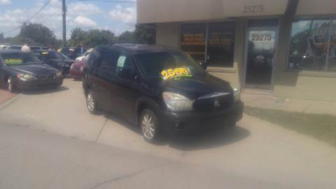 2005 Buick Rendezvous for sale at Jeffreys Auto Resale, Inc in Roseville MI