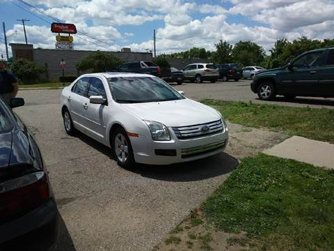 2008 Ford Fusion for sale at Jeffreys Auto Resale, Inc in Roseville MI