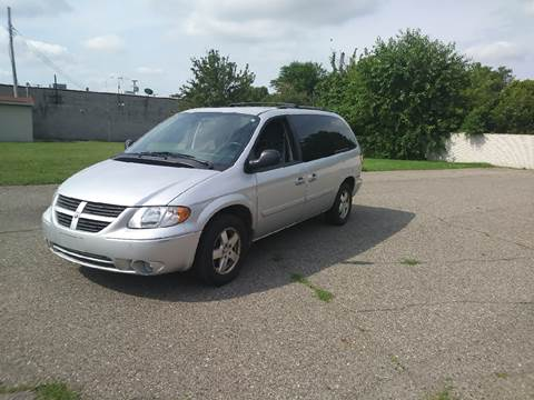 2006 Dodge Grand Caravan for sale at Jeffreys Auto Resale, Inc in Roseville MI