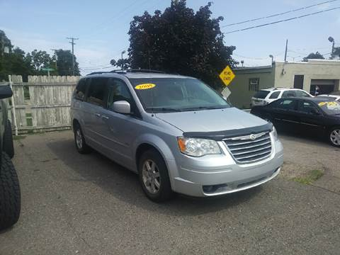 2008 Chrysler Town and Country for sale at Jeffreys Auto Resale, Inc in Roseville MI