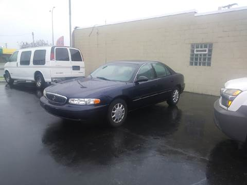 1998 Buick Century for sale at Jeffreys Auto Resale, Inc in Roseville MI