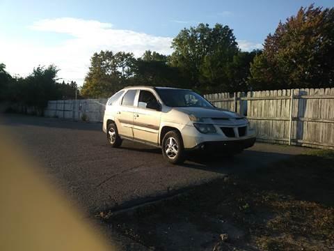 2003 Pontiac Aztek for sale in Roseville, MI