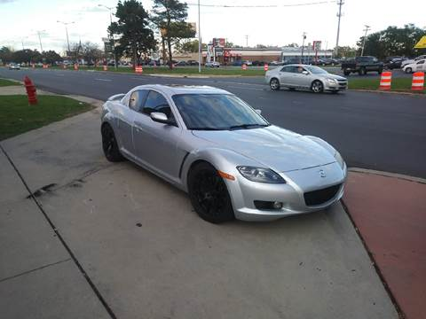 2005 Mazda RX-8 for sale in Roseville, MI