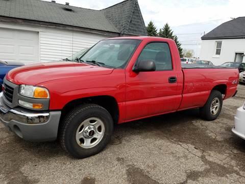 2003 GMC Sierra 1500 for sale in Clinton Township, MI