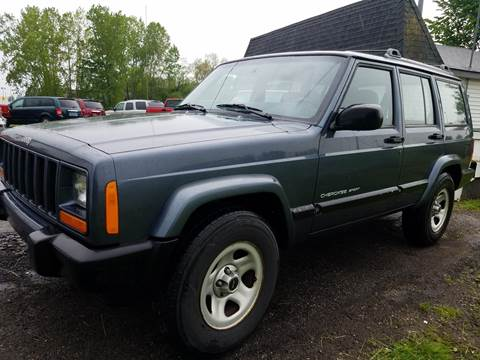 2001 Jeep Cherokee for sale in Clinton Township, MI