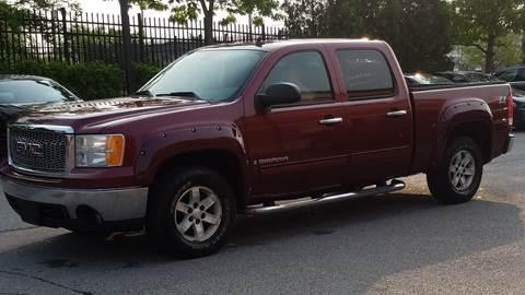 2008 GMC Sierra 1500 for sale in Clinton Township, MI