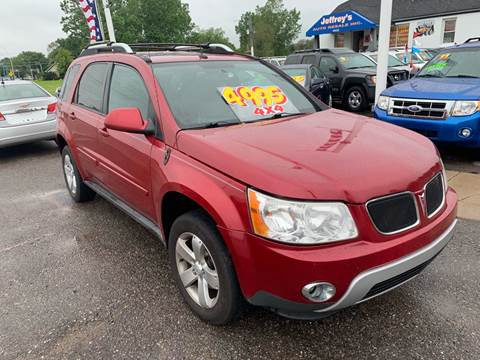 2006 Pontiac Torrent for sale in Clinton Township, MI