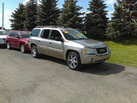 2002 GMC Envoy XL for sale in Clinton Township, MI