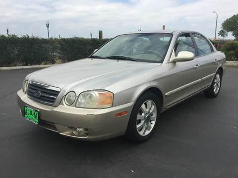 2004 Kia Optima for sale in Bakersfield, CA