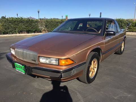 1988 Buick Regal for sale in Bakersfiled, CA