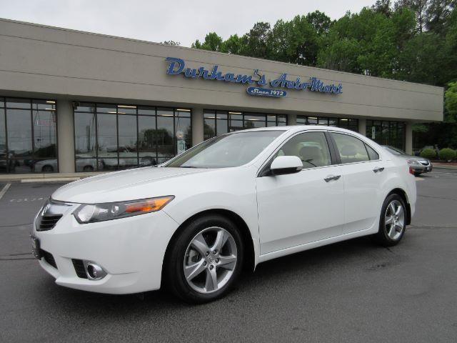 Acura TSX In Durham NC Durhams Auto Mart - Acura tsx for sale in nc